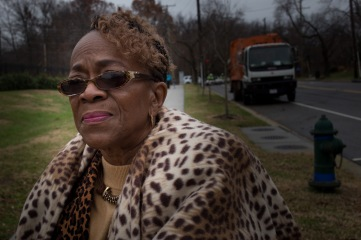 """I wouldn't have had a home without Marion Barry - he's the one who set the foundation for the home I live in now. He felt people should own their own homes instead of renting apartments and he fixed it so would be affordable. I got a three bedroom, living room, dinning room, and kitchen and it only cost me $109,000. I came here in 1970 and I'm telling you this is not the real world. A lot of these places that you go to now, you would not have had these opportunities even today. He made it possible for us. I came from Kentucky and right now, even today you would not have the opportunity to do that."""
